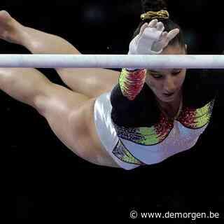 Is Nina Derwael klaar voor goud? 'Het wordt best een pittig toernooi, daar in Tokio'