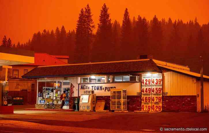 Dixie Fire Grows To 181,289 Acres; 20% Contained