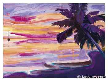 Aigues-Mortes : les œuvres de Titouan Lamazou prennent les voiles, le 29 juillet - L'Art-vues