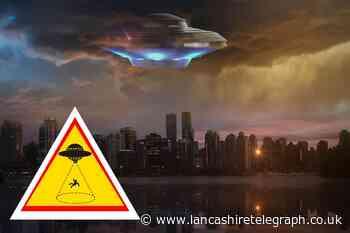 Interactive map reveals Blackburn's UFO sightings