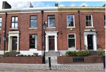 Blackburn homes plans for historic town centre terrace offices