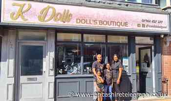 Mum opens doll shop, cafe and pamper salon especially for young children