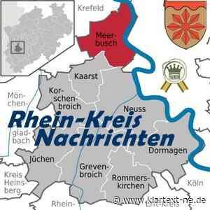 Meerbusch - 7-Tage-Inzidenz-Wert - Aufschlüsselungen Daten - Klartext-NE.de