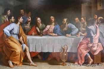 Dévoilement du tableau « La Cène » Église saint-gilles samedi 18 septembre 2021 - Unidivers