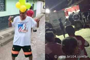 Polícia investiga homicídio de homem no Timbó, em União dos Palmares - BR 104