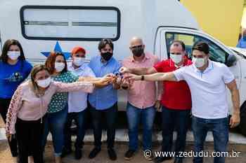 Parauapebas: Comunidade da Palmares Sul é contemplada com ambulância de suporte básico - Blog do Zé Dudu