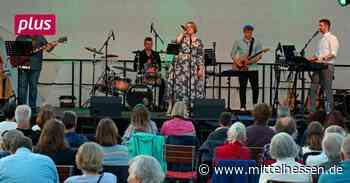 """Lisa, Nico & Band in Herborn: """"Froh, Publikum zu erleben"""" - Mittelhessen"""