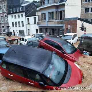 Overzicht: hevige buien richten ravage aan in Dinant, maar ook hier waren er overstromingen