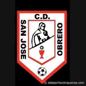 El CD San José Obrero emite un comunicado explicando la salida de David Angulo - El Deporte Conquense