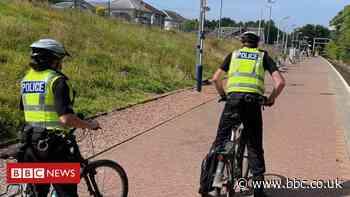 Police crackdown at national parks over anti-social behaviour