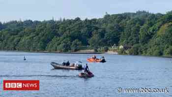 Teenager found dead after Loch Lomond search