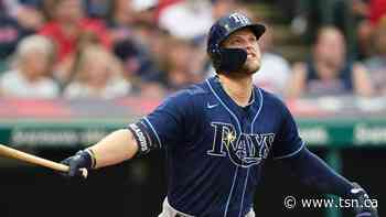 Meadows hits two homers, Rays win 11th in row over Cleveland - TSN