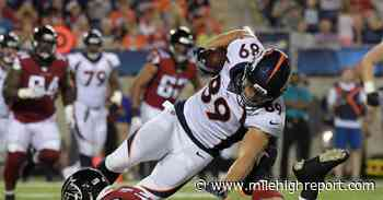 Denver Broncos roster review: tight end Austin Fort - Mile High Report