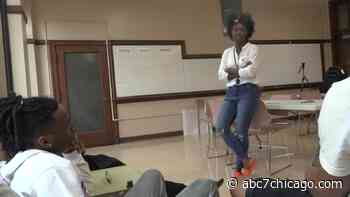 Chicago violence: Aisha Oliver, teens create Austin Safety Action Plan - WLS-TV