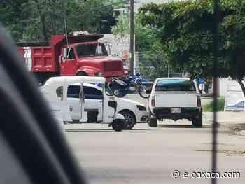 Atacan a tiros a dirigente transportista en Pueblo Nuevo Oaxaca - e-oaxaca Periódico Digital de Oaxaca
