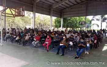 Inicio en Pueblo Nuevo la jornada de vacunación para el grupo de 30 a 39 años - El Sol de Irapuato