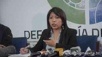 El MAS se dispone a elegir un nuevo Defensor del Pueblo - Diario Pagina Siete