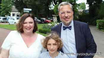 Lambersart : le mariage de Julie et Michaël - La Voix du Nord