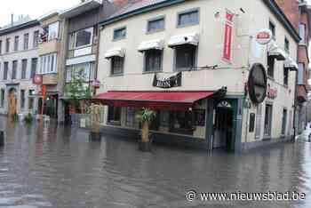 Stad neemt preventieve maatregelen tegen mogelijke waterover... (Halle) - Het Nieuwsblad