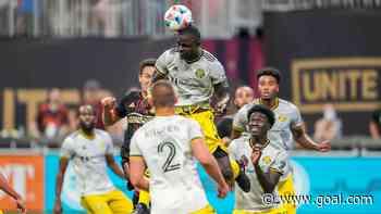 Jonathan Mensah: Ghana defender powers Columbus Crew past Atlanta United