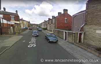 Emergency services called after car collides with house