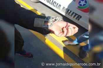 Mulher é encontrada acorrentada em mata, na cidade de Indaial - Jornal de Pomerode