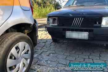 Colisão traseira é registrada na Rua Luiz Abry - Jornal de Pomerode