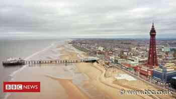 Man arrested after car hits group of people on Blackpool North Pier