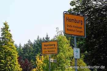 Waldshut-Tiengen: Homburg und Homberg sind nur 30 Meter voneinander entfernt, dennoch gelten in den beiden Ortsteilen unterschiedliche Regeln - SÜDKURIER Online