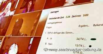 Stadtratssitzung Homburg zur Schneidewind-Abwahl erst nach den Ferien - Saarbrücker Zeitung