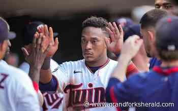 Twins rally from four down to knock off Angels - Grand Forks Herald