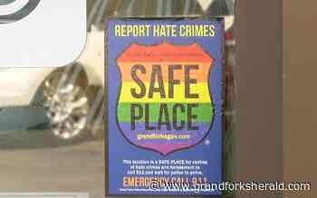 Grand Forks police setup 'Safe Places' at area businesses to report crimes - Grand Forks Herald