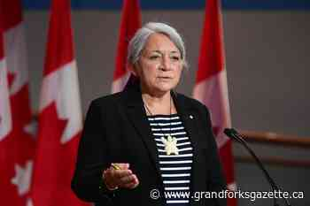 Incoming governor general Mary Simon has 1st audience with Queen - Grand Forks Gazette