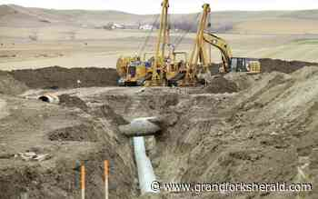 Federal agency plans to fine Dakota Access for safety violations - Grand Forks Herald