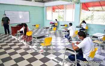 Alcaldía de Ciénaga continua inspección en instituciones educativas - Opinion Caribe
