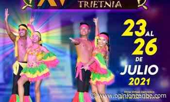 Muestra de danzas folclóricas Trietnia en Ciénaga - Opinion Caribe