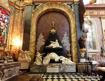 Visitez librement une église de style rococo Église Notre-Dame-de-Bonsecours samedi 18 septembre 2021 - Unidivers