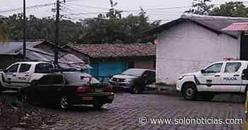 Asesinan a empleado municipal en Jucuapa, Usulután - Solo Noticias