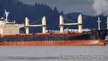 Coronavirus WA: COVID fears as cargo ship Darya Krishna with sick crew members arrives off Kalbarri - PerthNow