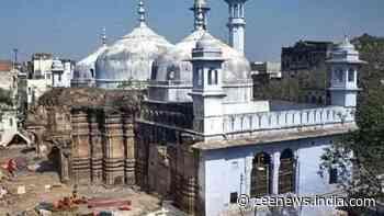 Portion of land outside Gyanvapi mosque given to Kashi Vishwanath temple