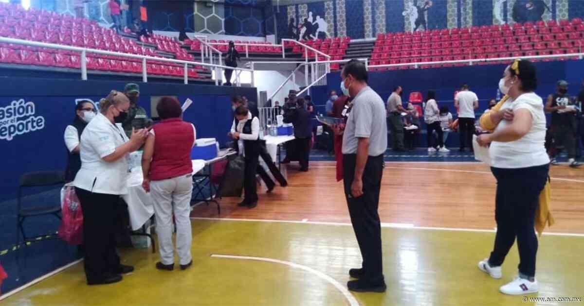 Mi vacuna COVID Guanajuato: Vacúnate en La Colmena, hay poca gente - Periódico AM