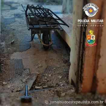 Polícia Militar apreende dupla de menores por furto, em Piraju - Jornal Sudoeste Paulista