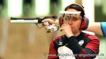 Olympische Spiele: Monika Karsch scheitert mit der Luftpistole