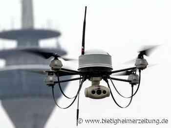 Kriminalität: Organisierter Sozialleistungsbetrug: Polizei schickt Drohnen - Bietigheim-Bissingen - Bietigheimer Zeitung