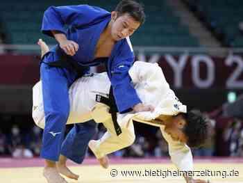 Judo-Held: Jubel in Japan über erstes Olympia-Gold - Bietigheimer Zeitung