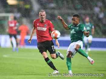 2. Liga: Werder zum Auftakt nur Remis - Dresden mit Traumstart - Bietigheimer Zeitung