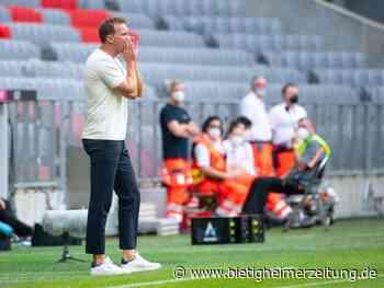Testspiel: Nagelsmann weiter ohne Sieg: Bayern mit Remis gegen Ajax - Bietigheimer Zeitung