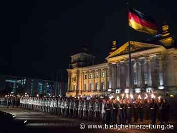 Verteidigung: Immer mehr traumatisierte Soldaten in Behandlung - Bietigheim-Bissingen - Bietigheimer Zeitung