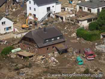 Flutkatastrophe: Menschen in Flutregion bereiten sich auf neuen Regen vor - Bietigheimer Zeitung