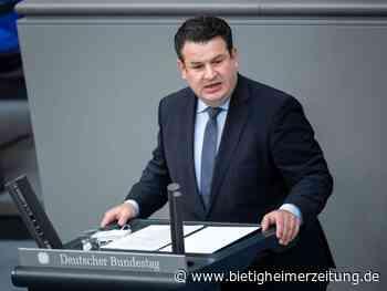 Bundestagswahl: Heil sieht CDU auf Weg in soziale Kälte - Bietigheimer Zeitung